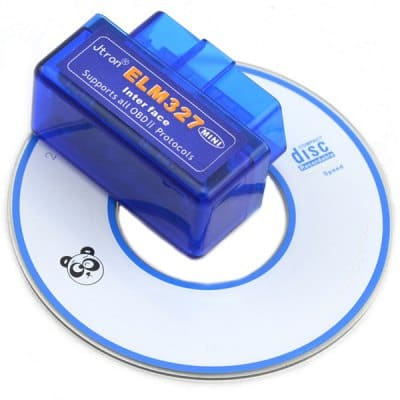 Interfejs ELM 327 Bluetooth OBD2