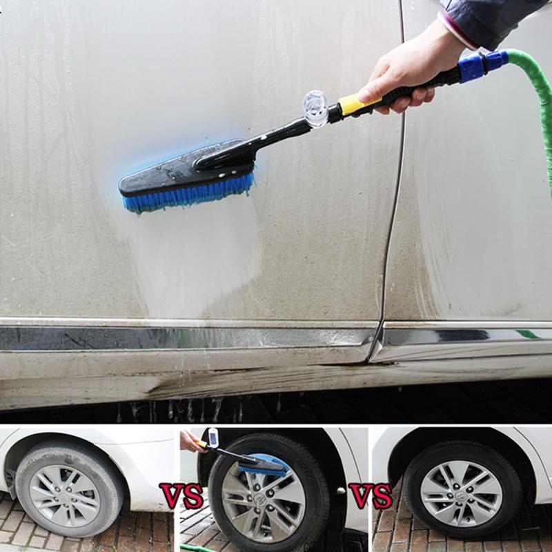 Szczotka do mycia auta jak na myjni