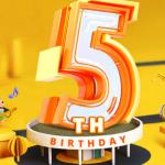 5 Urodziny Gearbest 3.21 - Informacje i przydatne linki