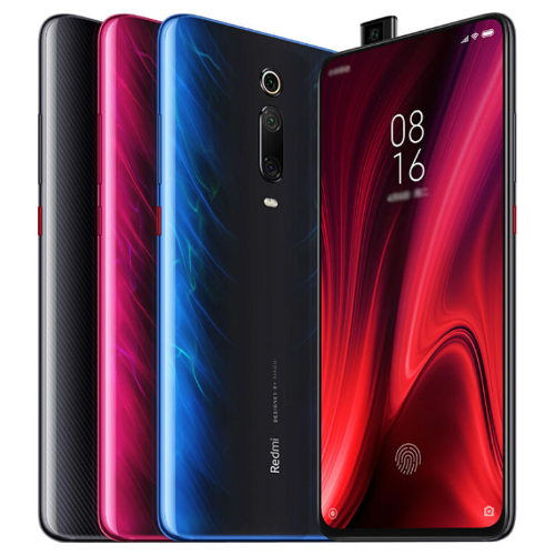 Xiaomi Redmi K20 Pro 4G Phablet AMOLED Full Screen - Blue 6.39 inch / MIUI 10 / Snapdragon 855 / 8GB RAM 256GB ROM