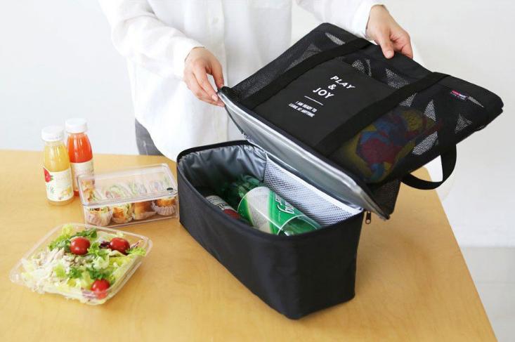 1 x Honana DW-LB2 Handheld Lunch Bag